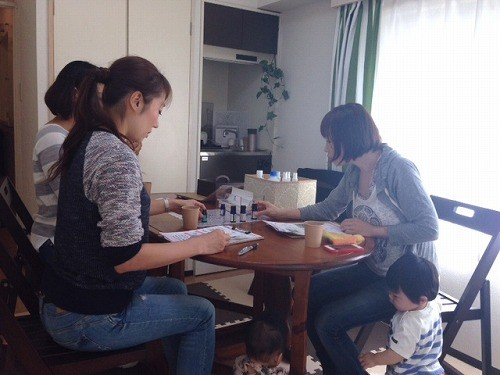 アロマでママの育児ストレス解消!ママの子育てのお悩みも解決!:世田谷区三軒茶屋